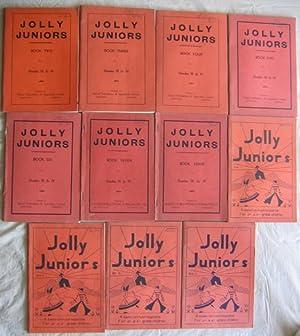 Jolly Juniors: book two 1935, book three: School Publications &