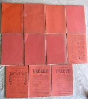Jolly Juniors: book two 1935, book three 1935, book four 1936, book five 1936, book six 1937, book ...