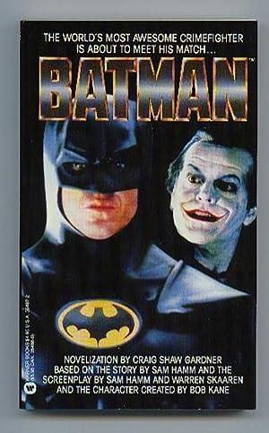 Batman .novelization of the Warner Bros. Movie: Gardner, Craig Shaw