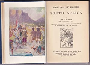 Romance of Empire South Africa - with 12 Full Page Colour Plates