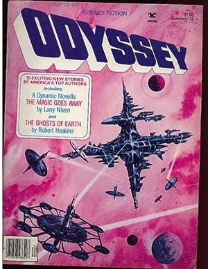 Odyssey: Vol. 1, No. 2, Summer '76,: Elwood, Roger (ed)