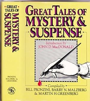 Great Tales of Mystery and Suspense -: Pronzini, Bill; Malzberg,