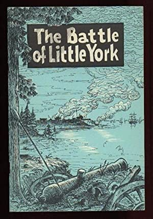 The Battle of Little York .illustrated By Frank Fog .( War of 1812 ): Stacey, Colonel C. P.