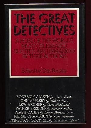 The Great Detectives; Virgil Tibbs, Michael Shayne,: Penzler, Otto (ed);