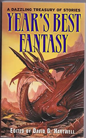 Year's Best Fantasy - Making a Noise in This World, The Fey, Wrong Dreaming, A Serpent in Eden, T...