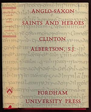 Anglo-Saxon Saints and Heroes: Albertson, Clinton