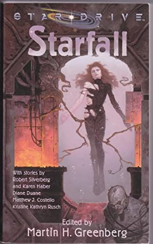 Starfall: Star Drive - The Ninth Cylinder,: Greenberg, Martin (ed)