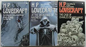 H. P. Lovecraft grouping: book 1 -: Lovecraft, H. P.