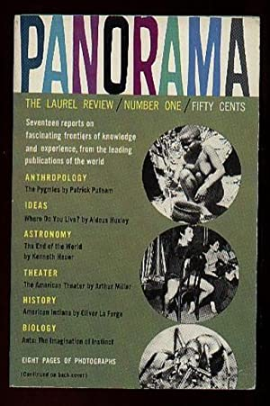 Panorama: The Laurel Review # One, .American: Tannenbaum, R. F.