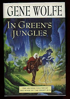 In Green's Jungles: .the Second Volume of