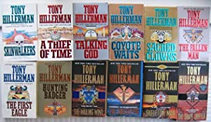 Joe Leaphorn And Jim Chee: Skinwalkers, A Thief of Time, Talking God, Coyote Waits, Sacred Clowns, ...