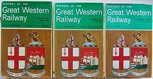 History of the Great Western Railway: (three: MacDermot, E. T.;