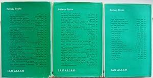 History of the Great Western Railway: (three (3) volume set)- volume (1) one 1833 - 1863, volume (2...