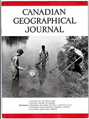 Canadian Geographical Journal, July 1957 - Draculas: Dallyn, Gordon M.