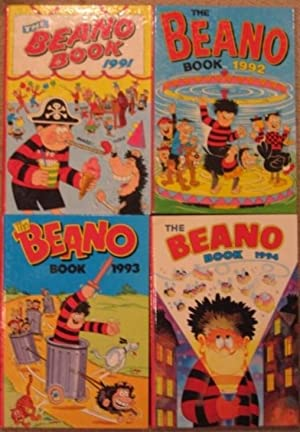 "Grouping: ""The Beano Book 1991"", with ""The Beano Book 1992"", with ""The ..."