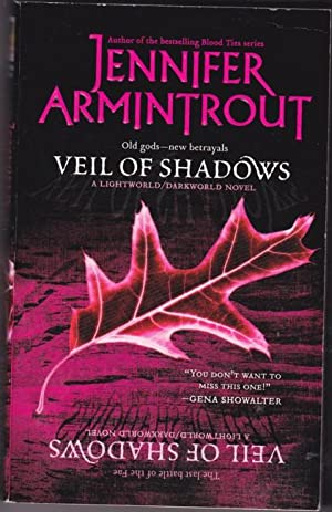 Veil of Shadows - (The third book in the Lightworld/Darkworld series)