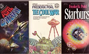 """Grouping: .""""Starburst"""" .with """"Gateway"""" .with """"The Cool: Pohl, Frederik"""