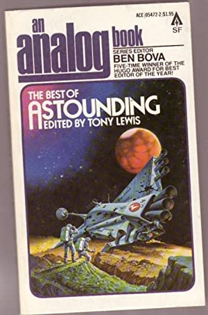 The Best of Astounding: An Analog Book: Lewis, Tony (ed)