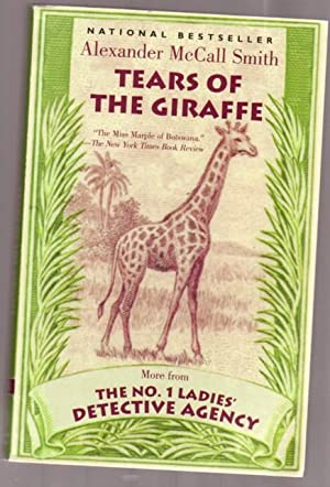 Tears of the Giraffe: Book # Two: Smith, Alexander McCall