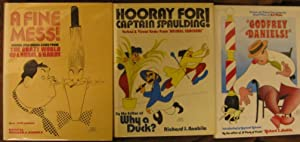 "Grouping: ""Hooray For Captain Spaulding!"" ----with ""Godfrey Daniels!"" ----with ..."
