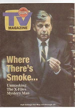 The Toronto Sun TV Magazine: May 19th: The Toronto Sun;