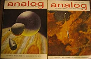 Analog: Science Fact / Science Fiction --: Campbell, John W.