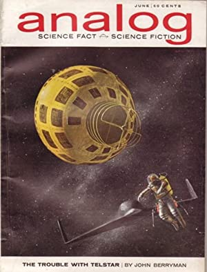 Analog: Science Fact / Science Fiction -: Campbell, John W.