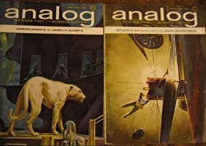 Analog Science Fact / Science Fiction, May: Campbell, John W.