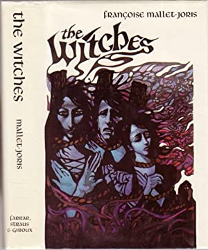 The Witches: Three Tales of Sorcery -(author: Mallet-Joris, Francoise