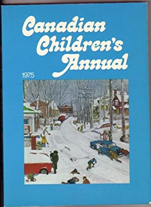 Canadian Children's Annual 1975 - Witch Watcher,: Nielsen, Robert F.