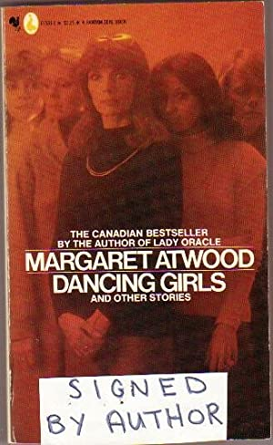 Dancing Girls and Other Stories (SIGNED) Rape Fantasies, Hair Jewellery, When it Happens, A Travel ...