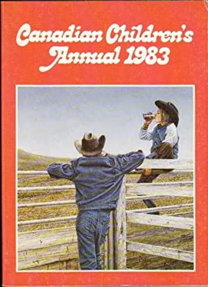 Canadian Childrens Annual 1983 -- Wizard of: Nielsen, Robert F.;