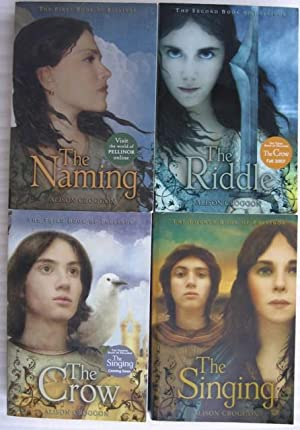 Pellinor: (4 volume set) book (1) one - The Naming (The Gift); book (2) two - The Riddle; book (3) ...