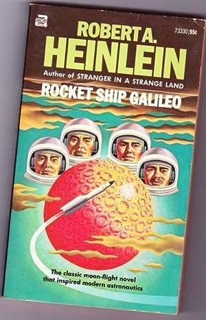 Rocket Ship Galileo -(Ace edition # 73330,: Heinlein, Robert A.