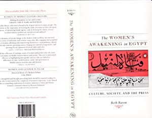 The Women's Awakening in Egypt: Culture, Society, and the Press