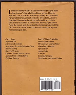 The Jane Austen Cookbook: Black, Maggie; Le Faye, Deirdre