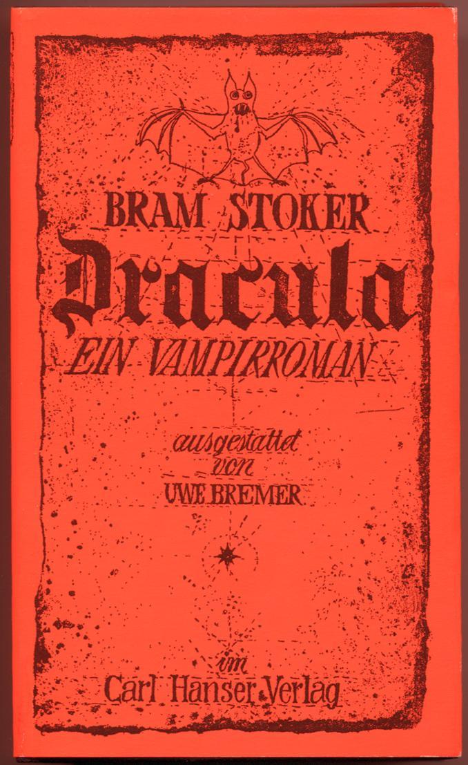 Dracula - Ein Vampirroman. Vollständige Übersetzung des: Stoker, Bram: