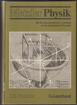 Metzler Physik für den kursorientierten Unterricht in: Grehn, Joachim, Albrecht