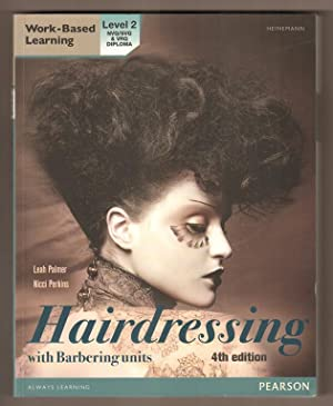 Palmer perkins abebooks hairdressing with barberings units level 2 nvqsvq palmer leah and fandeluxe Images