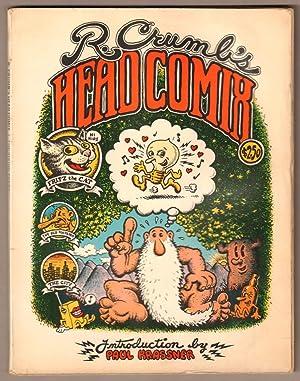 R. Crumb`s Head Comix Introduction by Pual: Crumb, Robert: