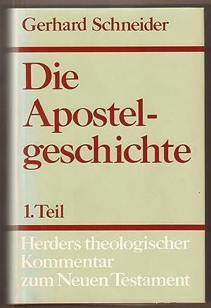 Herders theologischer Kommentar zum Neuen Testament; Band: Wikenhauser, Alfred (Hrsg.),