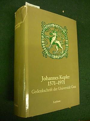 Johannes Kepler 1571 - 1971. Gedenkschrift der: Urban; Sutter (Hg.)