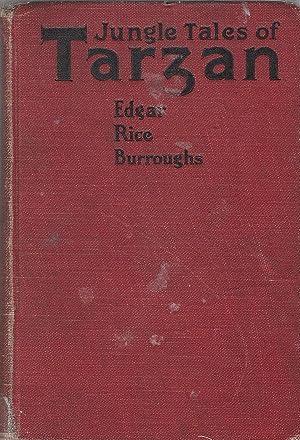 """""""Jungle Tales of Tarzan"""""""
