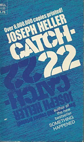 catch 22 by joseph heller essay Somebody write my essay for me catch 22 essay atoms for peace paperbag writer lyrics read this full essay on catch-22 catch-22 by: joseph heller book.