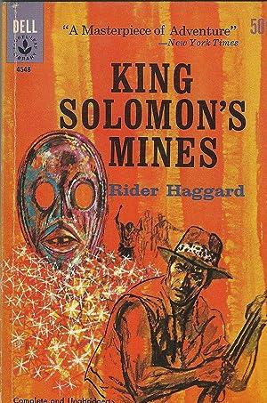 King Solomon's Mines: Rider Haggard