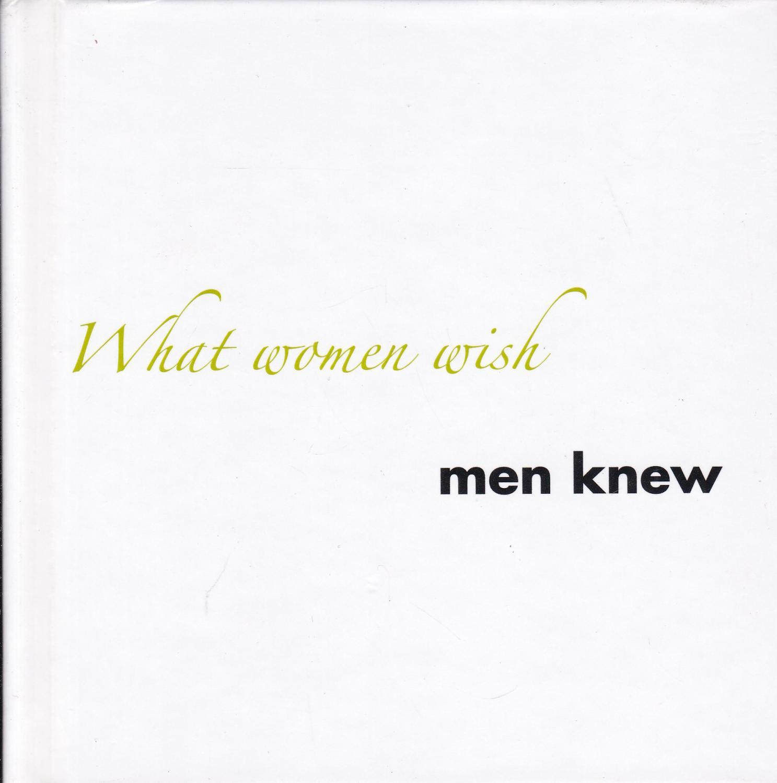what women wish men knew