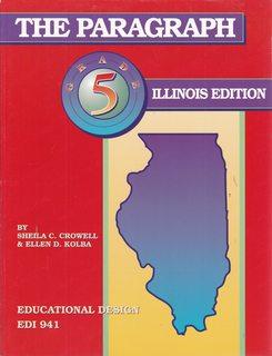 The Paragraph Grade 5: Illinois Edition (EDI 941)