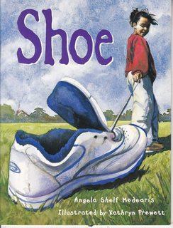 Shoe: Medearis, Angela Shelf