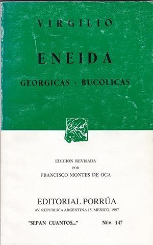 Eneida (Spanish Edition): Virgilio