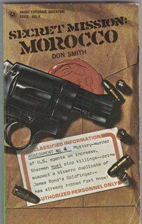 Secret Mission No. 4: Morocco: Smith, Don